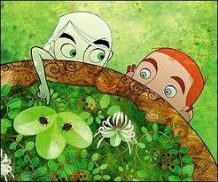 Brendan and the Secret of Kells | The secret of kells, Disney ...