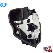Front Left Driver Side Door Lock Actuator Motor Latch Assembly ...