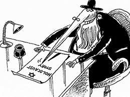 Resultado de imagen de manipulacion del holocausto