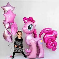 <b>1PCS Unicorn</b> balloons giant inflatable rainbow animal balloon <b>kids</b> ...