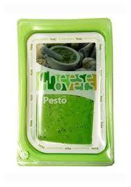 <b>Сыр Cheese Lovers Песто</b> зеленый полутвердый 50% — купить ...