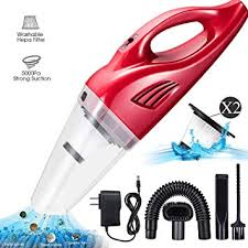 Basuwell <b>Handheld</b> Vacuum Cordless, Portable <b>Vacuum Cleaner</b>