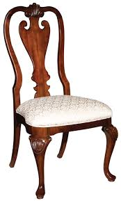 Kincaid Dining Room Sets Carriage House Queen Anne Dining Side Chair By Kincaid Home