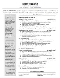 target resume templates examples of targeted resume resume targeted resume examples