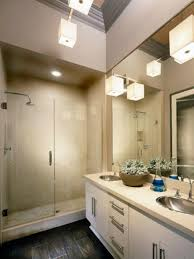 photo by designer kenneth brown bathroom lighting trends
