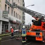 Mindestens vier Tote und zahlreiche Verletzte bei Wohnhausbrand in Saarbrücken