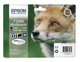 Купить <b>Картридж Epson Multipack</b> C13T12854010 <b>T1285</b> для ST ...