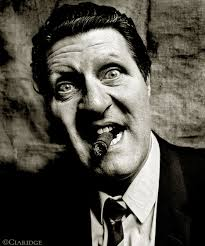 On Tommy Cooper by Garry Lyons: FRANKIE: It's all for you, isn't it, Tommy? All the time – even offstage – you're thinking: how can I get noticed? - tommy