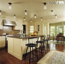 kitchen ceiling lighting design. kitchen lighting beautiful ceiling lights chandeliers nickel brushed wood ceilings light fixture design ideas black chairs granite table brick wall