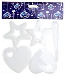 Набор <b>елочных игрушек Monte</b> Christmas Белый снег ...