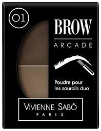 Vivienne Sabo <b>Тени для бровей</b> Brow Arcade — купить по ...