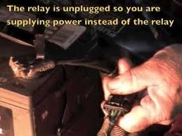 chrysler cooling fan relay