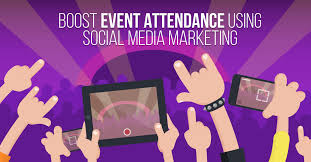 7 Tips to Boost Event Attendance with Social Media Marketing