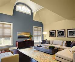 Paint Your Living Room Living Room Classy Warm Living Room Paint Color With Blue Wall