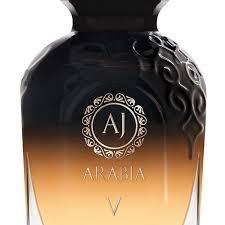 <b>AJ Arabia's</b> Black <b>V</b> Perfume | ParfumPlus Magazine
