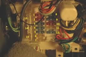 1989 geo metro fuse box 1989 wiring diagrams online