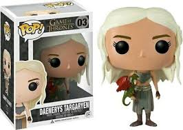 Game of Thrones - <b>Daenerys Targaryen Pop</b>! Vinyl-<b>FUN3012</b> ...