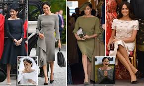 Why Meghan Markle has made the <b>boat neck</b> her signature look ...