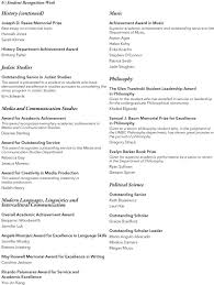 umbc celebrates student honors and awards pdf of music