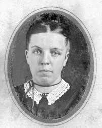 This is a picture of my 5th great-grandmother Deborah Ann Becker Chase (1849-1934) when she was young. Deborah married Jacob W. Chase (1850-1933) of ... - deborahannbeckerchase