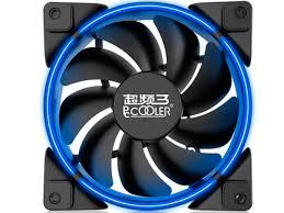 <b>Вентилятор Crown 120mm Blue</b> LED CMCF 12025S 1221 Visa ...