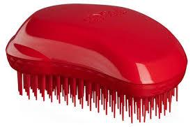<b>Tangle Teezer Расческа Thick</b> & Curly Salsa Red, красная ...