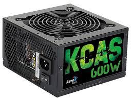 <b>Блок питания AeroCool Kcas</b> 600W — купить по выгодной цене на ...