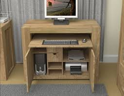 minimal and striking this atlas hidden home office desk is a great piece of furniture you could win 500 towards it in our pin to win competition atlas oak hidden home