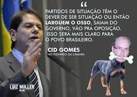 Resultado de imagem para Cid Gomes ministro saindo da Câmara dos Deputados