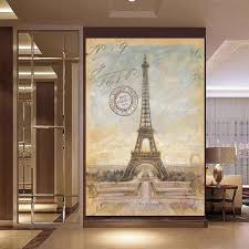 <b>HD Print</b> Abstract Postage Romantic Paris <b>City</b> Eiffel Tower Stamp ...