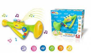 <b>Музыкальная игрушка</b> Труба БамБиНи (<b>S</b>+<b>S Toys</b>), арт. EG80079R