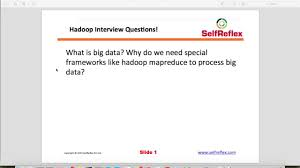 hadoop interview questions what is big data selfreflex hadoop interview questions what is big data selfreflex