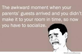That Awkward Moment Meme   WeKnowMemes via Relatably.com