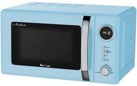 <b>Микроволновая печь Tesler ME-2055</b> Sky Blue: купить СВЧ Tesler ...