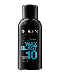 Купить Redken Вакс Бласт 10 <b>Текстурирующий спрей</b>-<b>воск</b> для ...