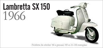 """Résultat de recherche d'images pour """"Lambretta turismo SX 150"""""""