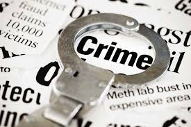 essay on the classifications of crimes words