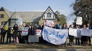 penn state bounces fraternity for years over nude photo scandal penn state bounces fraternity for 3 years over nude photo scandal the two way npr
