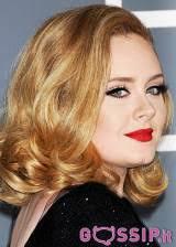 """Adele: """"Sono incinta"""". La cantante e il fidanzato Simon Konecki in attesa di ... - foto_1341227428"""