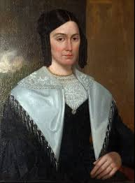 the mormon church finally acknowledges founder joseph smith s this dec 8 1997 file photo shows an 1842 oil painting of emma hale smith by david rogers which is on exhibit at the museum of church history and art
