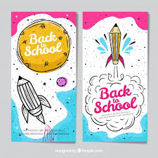 Back To School Vectors, Photos and PSD files   Free Download