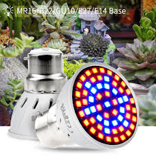 <b>CanLing E27 LED</b> Plant Light E14 Grow Bulb GU10 <b>Led 220V</b> ...