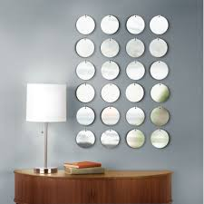 mirror wall decor circle panel:  images about decorating with mirrorsvery pretty on pinterest wall art decor mirror art and modern mirrors