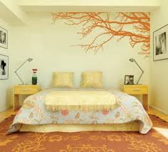 bedroom painting designs: bedroom wall paint design ideasdigihome wall paint design ideas interior wall painting designs