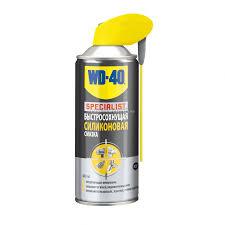 Быстросохнущая <b>силиконовая смазка WD</b>-<b>40</b> Specialist 70377 ...