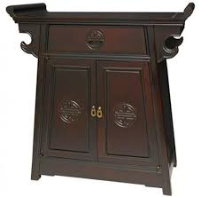 asian style furniture rosewood altar cabinet asian style furniture