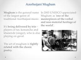 essay azerbaijani cultural heritage