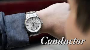 Orient <b>Watch</b> FFM01002W0 FFM01002W Conductor Automatic ...
