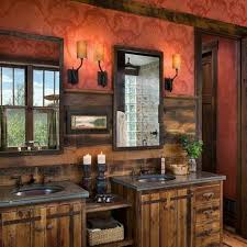 wk double sink rustic bath full size of bathroom affordable rustic bathroom vanities with double