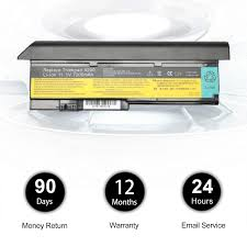 11.1V 7200mAh New Laptop Battery for Lenovo IBM ... - Amazon.com